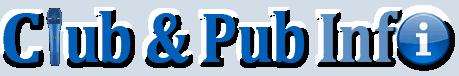 club and pub info logo