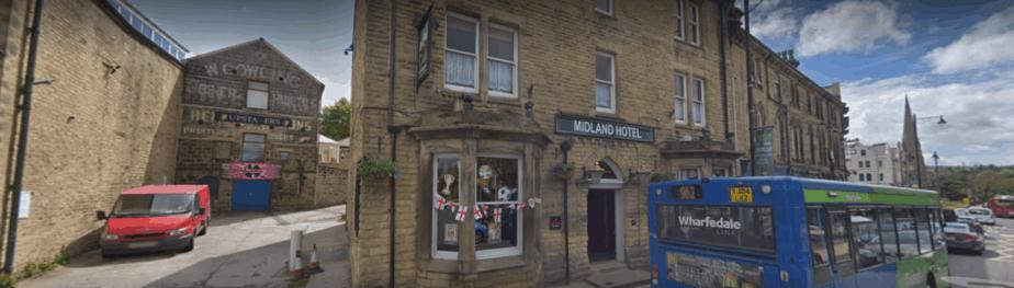 Midland Hotel- Ilkley
